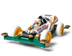 타미야,18087,TAMIYA, Mini 4WD Hawk Racer Super II